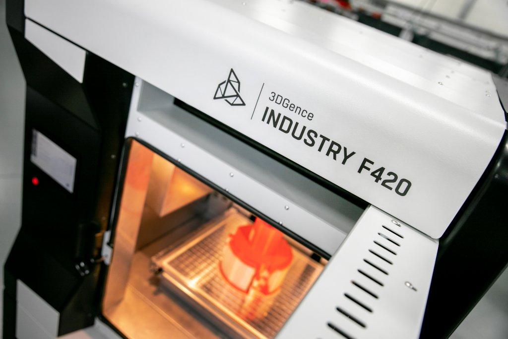 מדפסות תלת מימד PEKK